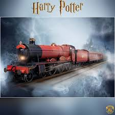 Coffret Hogwarts Express Harry Potter-HO 1/87-HORNBY R1234
